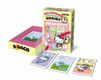 DIDACO Hello Kitty Hodiny