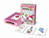 DIDACO Hello Kitty Abeceda