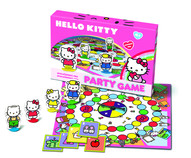 Party hra Hello Kitty